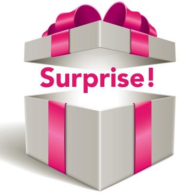 Gratuit: Cadeau Surprise