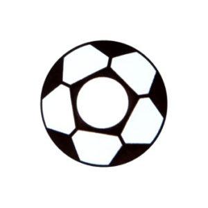 MODE COREENNE GEO SF-07 CRAZY LENS FOOTBALL LENTILLE DEGUISEMENT HALLOWEEN