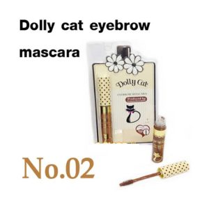 DOLLY CAT EYEBROW MASCARA BEST BROW MASCARA