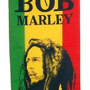Drapeau Bob Marley Dreadlocks