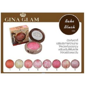 GINA GLAM BAKE BLUSH