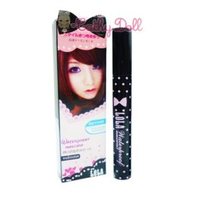 LOLA MASCARA WATERPROOF VOLUME BLACK RIBBON SERIES