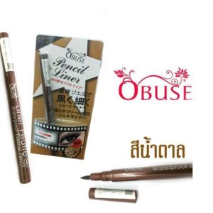 OBUSE PENCIL WATERPROOF EYELINER