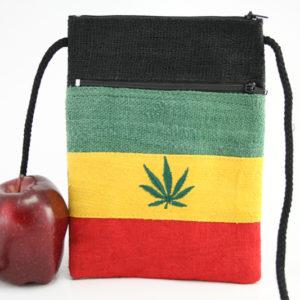 Sac Passeport Cannabis 14x20