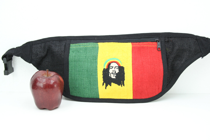 grossiste rasta boutique asie sac banane plat bob marley chanvre pour cacher dans le pantalon. Black Bedroom Furniture Sets. Home Design Ideas