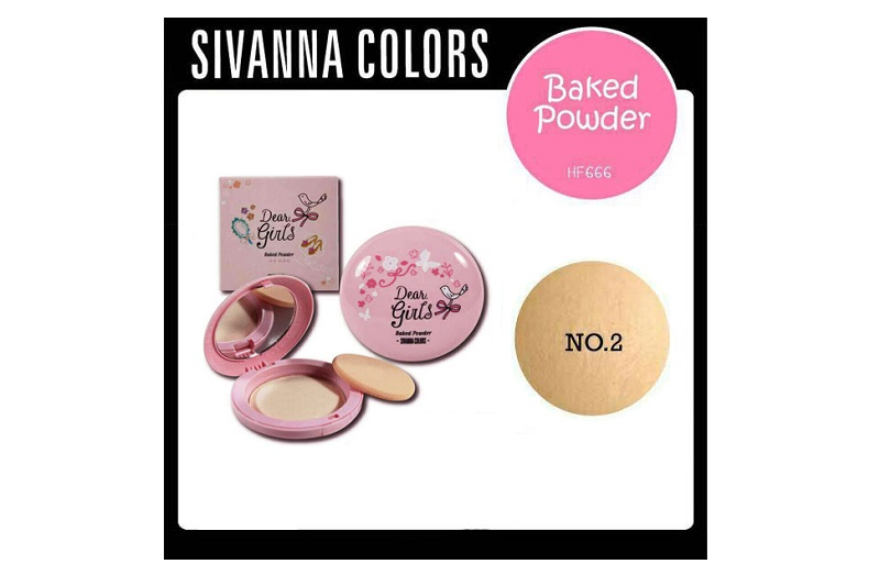 grossiste cosmetiques asie sivanna colors dear girls baked powder assistant shopping. Black Bedroom Furniture Sets. Home Design Ideas