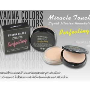 SIVANNA COLORS LIQUID FOUNDATION