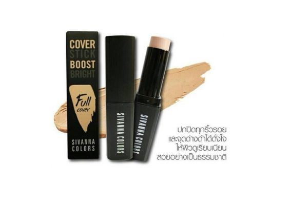 SIVANNA COLORS COVER STICK BOOST BRIGHT CONCEALER