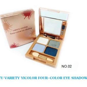 TUTU VARIETY FOUR-COLOR EYE SHADOW